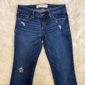 Abercrombie & Fitch Destroyed Jeans-2S